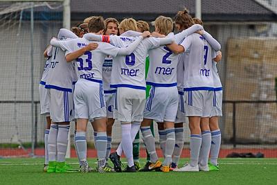 FK GJØVIK-LYN G16   -   HAMKAM G16    30/09/2017