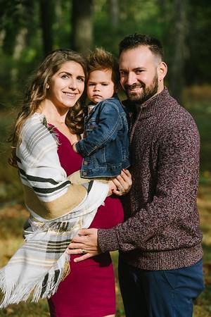 George Maternity / Grady 2YO Portraits