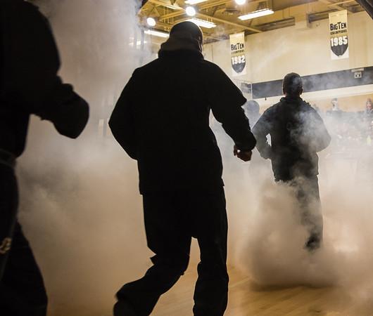 Purdue Wrestling vs Michigan 2015-2-8