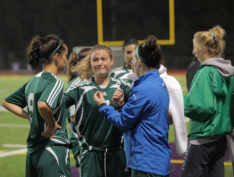 Woodinville at Half-Time, High October 6, 2011   ©Neir