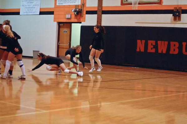 Newbury Varsity Volleyball