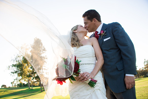 Lomas Santa Fe Country Club Wedding Ceremony & Reception - Rancho Santa Fe Wedding Photographer