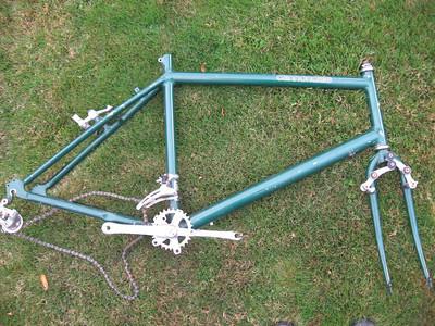 11.25.09 Cannondale Pit Bike