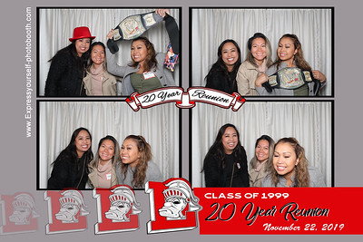 20 Year Reunion - Lincoln High Class of 1999