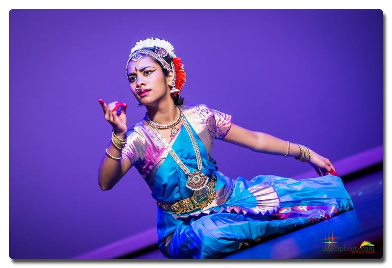 Gayathri's Bharatanatyam Rangapravesham 2017