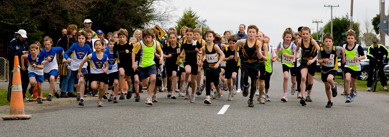 Cross Country and Athletics 2008