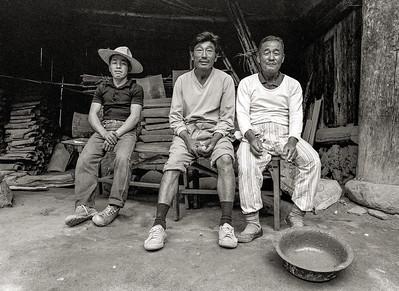 Korea 1974: People