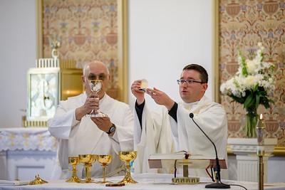 First Mass - Fr. Joshua Wilbur