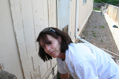 work on house 06-02-09
