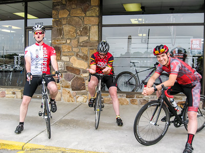 Thursday Group Ride 20150514