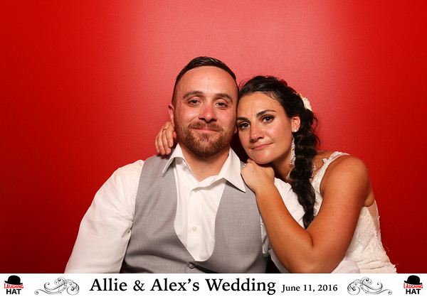 Allie & Alex's Wedding