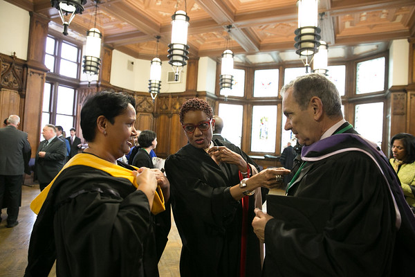 CCNY Investiture Ceremony - Favorites