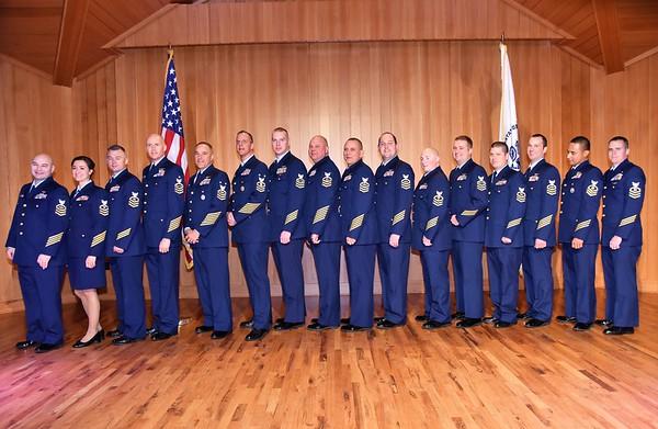 Coast Guard Chief's Dinner 11-18-16