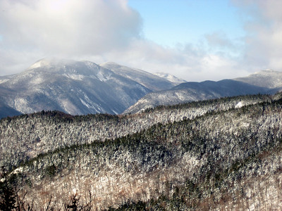 Crawford, Resolution and Parker hike: Nov. 17