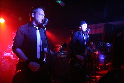 2013 05 05 Eureka Machines @ Scream Lounge, Croydon