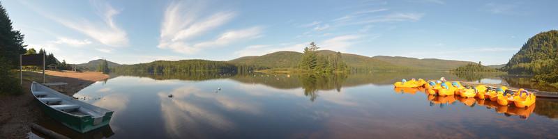 Lac Monroe - Parc national du Mont Tremblant, Québec