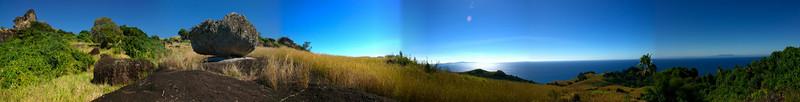 Panorama Top of Waya LaiLai