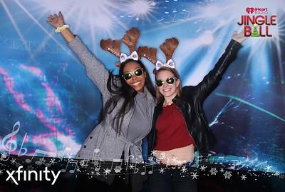 12.14.2018 - XFINITY - iHR Jingle Ball, Atlanta