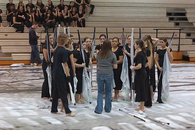 2009-1-23 Winter Guard Premiere