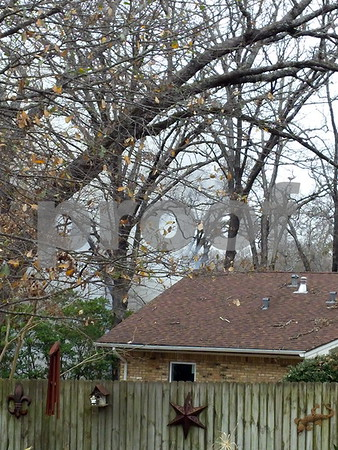 1/31/15 House Fire In Tyler - 1619 Sybil by Lisa Pierce