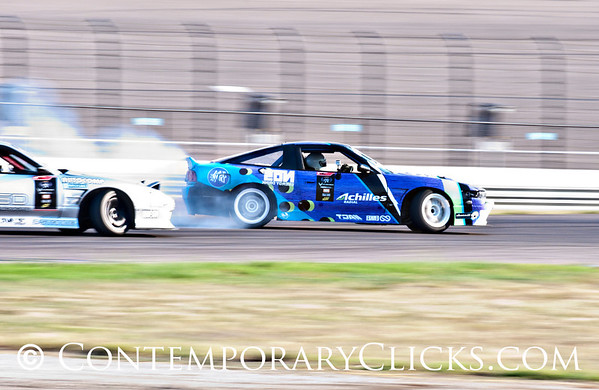 HIN, XDC, & Time Trial Events at Texas Motor Speedway Sept 2012