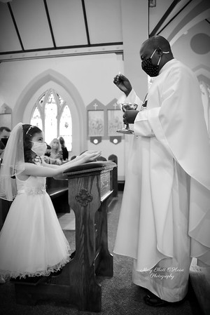 St Christopher's & St Sylvia 1st Holy Communion 2021