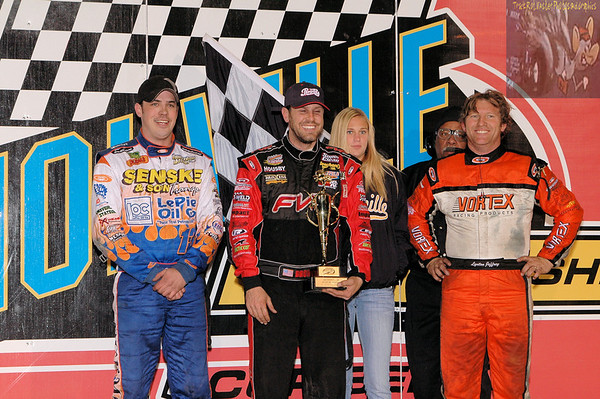 Knoxville Raceway - IRA Challenge & 360s - May 8, 2010