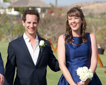 Michael and Natalie Wedding