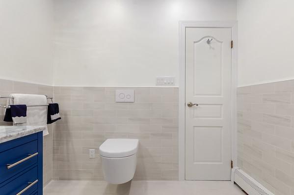 2020 Blue Bathroom Downing St Brooklyn NY
