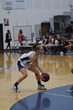 UCHS Lady Devil Basketball vs Happy Valley - December 2020