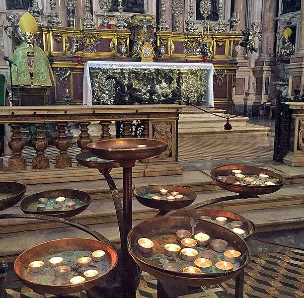 Royal Chapel of the Treasure of San Gennaro, Napoli, Italy