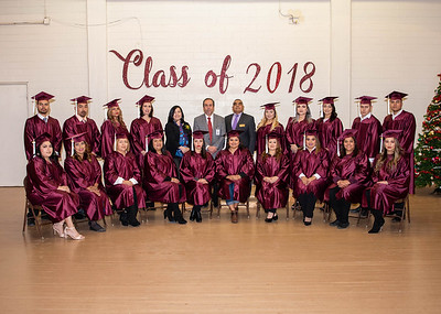 GED Graduation December 20, 2018