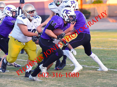 9-20-2017 - Northwest Christian vs. Yuma Catholic  - JV Football
