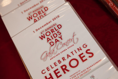 World Aids Day Concert 2012