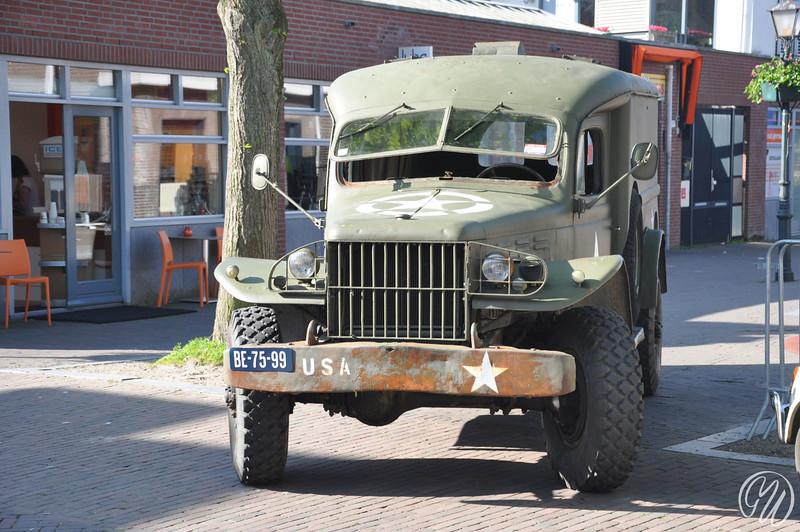Dodge WC 54, 65 KW, bouwjaar 01-01-1942
