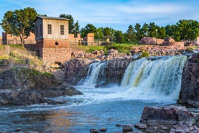 Sioux Falls - Falls Park