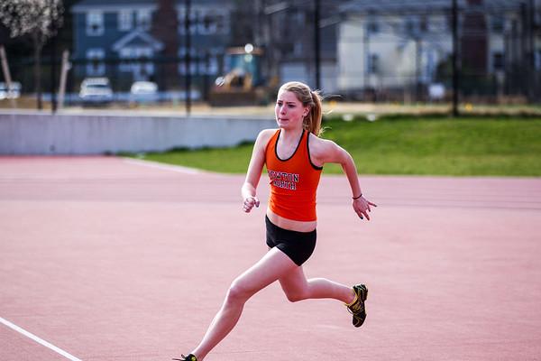 North Girls Jumps vs. Braintree