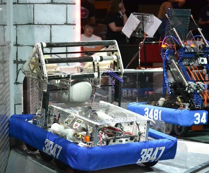 2016 FIRST Bayou Regional Robotics - Spectrum 3847 - 792