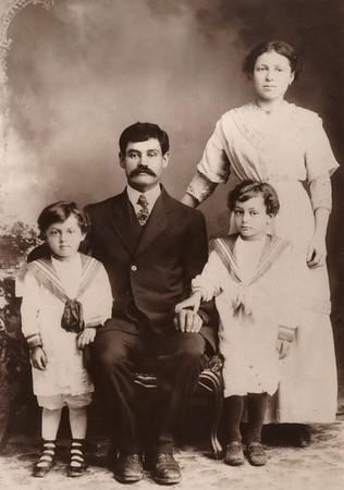 Dean's family photos