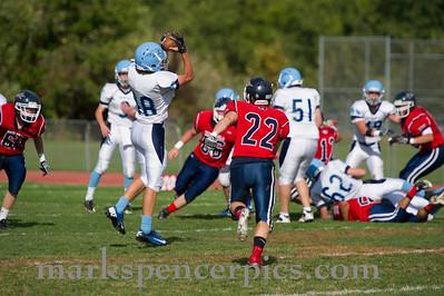 Football JV SHS vs SalemH 9-27-2012