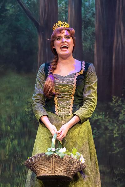 Shrek Act 2 Final Dress