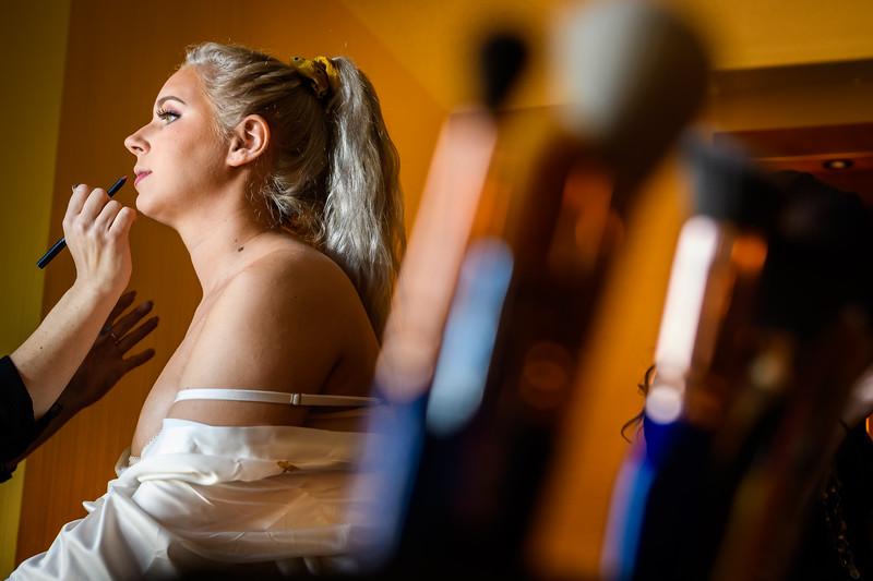 Hope & Zach's Wedding at Brigalias