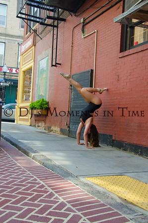 Elite Company Dancers take on Boston's North End