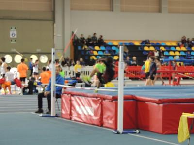 Galego Menores atletismo