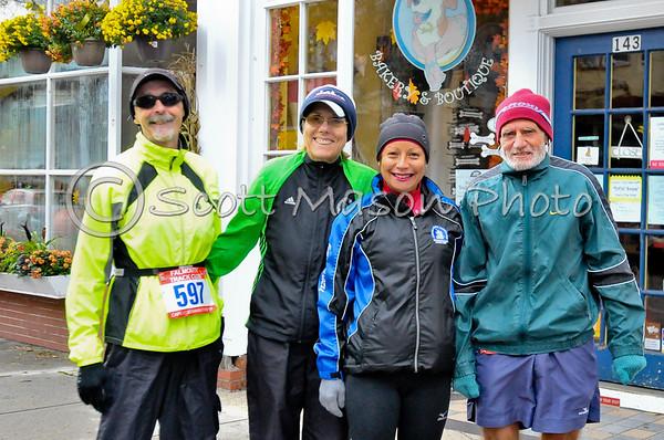Cape Cod Marathon 2011