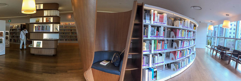 Library@Orchard (Panorama)