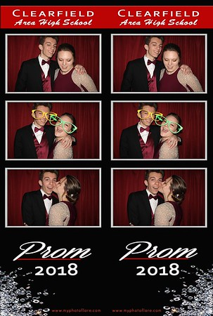 Clearfield - Prom 2018