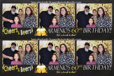 Armenio's 60th Birthday