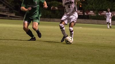 Gamecock Men's Soccer VS. Marshall