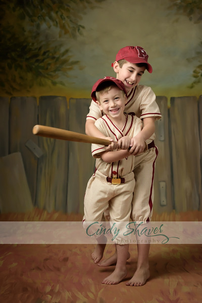 Baseball-Richards Kids